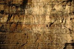 峭壁墙壁 库存图片
