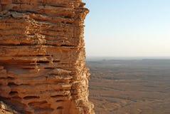 峭壁悬崖 库存照片