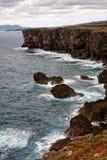 峭壁海运 库存图片