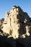 峭壁砂岩 免版税库存图片