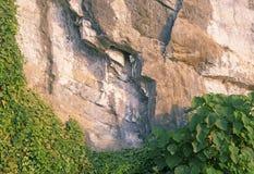 峭壁 免版税图库摄影