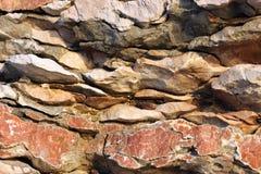 峭壁 免版税库存图片