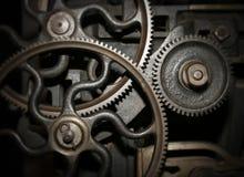嵌齿轮设备 免版税库存图片