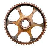 嵌齿轮轮子 库存图片