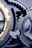 嵌齿轮 免版税库存照片