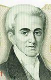 州长ioannis kapodistrias 图库摄影