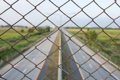 州际公路 免版税图库摄影