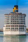 巡洋舰肋前缘Mediterranea 免版税库存图片