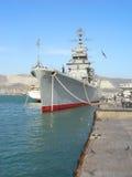 巡洋舰kutuzov博物馆 免版税图库摄影