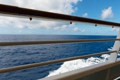 巡航加勒比 免版税库存图片