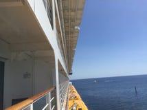 巡航在巴哈马 免版税库存图片