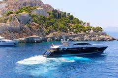 巡航旅行在希腊 免版税图库摄影