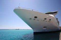 巡航海运船 库存照片