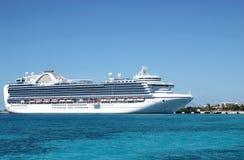 巡航热带假期 库存照片