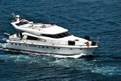 巡航的海洋水 免版税图库摄影