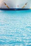 巡航节假日划线员 免版税库存图片