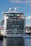 巡航西雅图船 库存照片