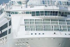 巡航详细资料船 免版税库存图片