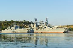 巡逻艇 免版税库存照片
