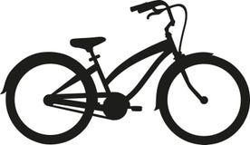 巡洋舰自行车 皇族释放例证