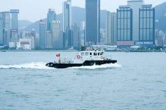 巡逻艇 免版税图库摄影