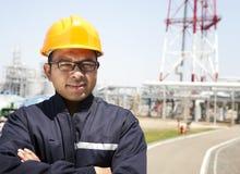 工业工程师 免版税库存照片