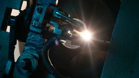 工业机械 影视素材