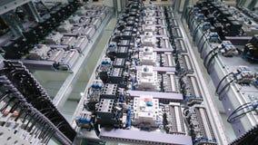 工业电机架 缆绳,导线和电设备有关 股票录像