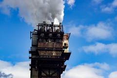 工业目的结构  免版税库存图片