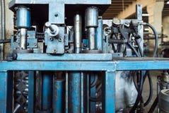 工业水力机械 免版税图库摄影