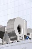 工业系统透气 库存图片