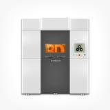 工业3d打印机 免版税库存图片