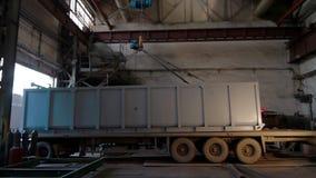 工业poduction钻循环系统 影视素材