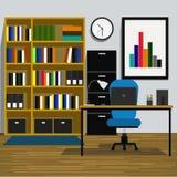 工作区内部 免版税图库摄影