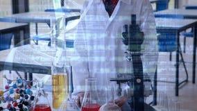工作在化学制品的理科 股票视频