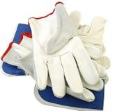 工作手套。 免版税库存照片