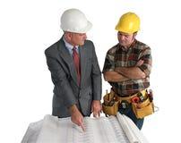 工作计划 免版税库存图片