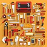 工具箱子 向量例证