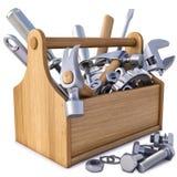 工具箱 向量例证