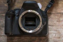 工具设计家图标厨房设置了您 摄象机镜头slr 免版税图库摄影