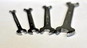 工具-金属把柄 免版税库存照片