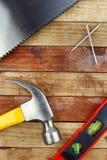 工具 免版税库存图片