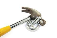 工具 免版税库存照片