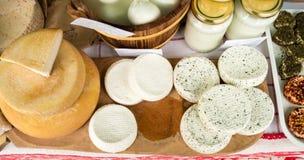 工匠乳酪公平3 免版税库存照片