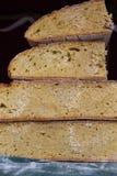 工匠面包 免版税库存照片