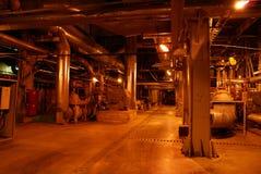 工厂动力泵 免版税库存图片