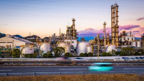 工厂和富士 股票录像