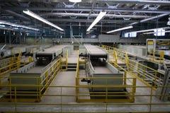 工厂回收 库存图片