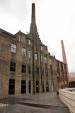 工厂在上海中国 图库摄影