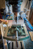 工厂工具 库存照片